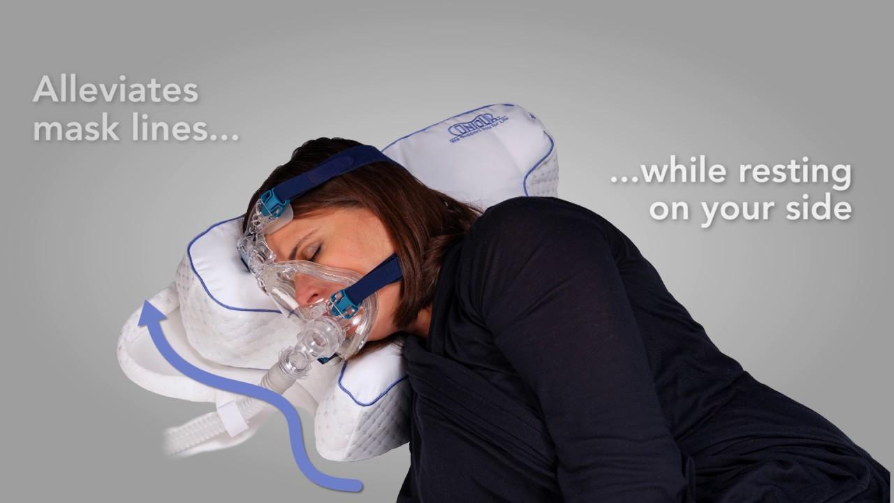 CPAPmax contour pillow & spare pillow
