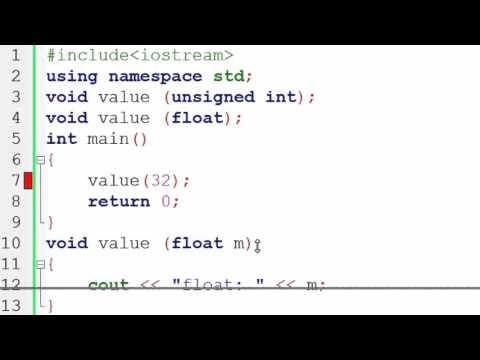 131. Function overloading Ambiguous in C++ Hindi