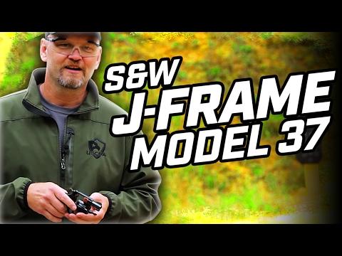 USCCA Gun Vault - The S&W J-Frame Model 37 Revolver Review