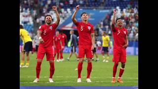 Kết quả tứ kết: Thuỵ Điển 0 - 2 Anh, Nga 2 - 2* Croatia