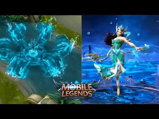 Kadita Hero Baru Mobile Legends Skill Abilities
