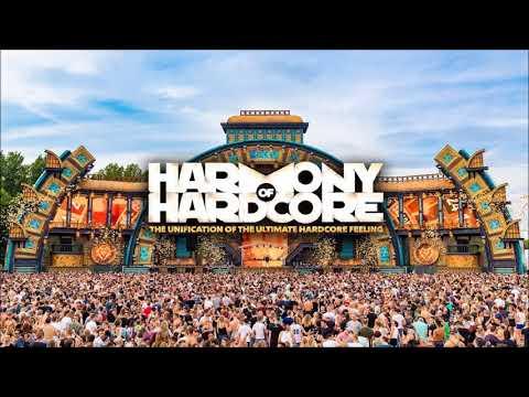 Motion - Harmony Of Hardcore 2018 - Warm-Up Mix