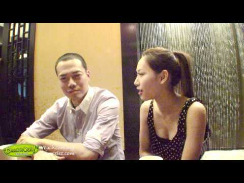 Penang Check-It-Out: Michael Tse(Laughing Gor) and Kate Tsui in Penang!