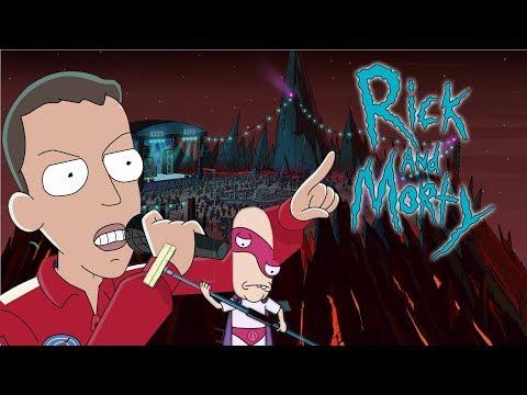 Noob-Noob! (Rick and Morty Remix)