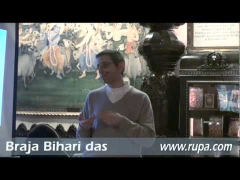 Lecture - Braja Bihari das - Seminar - I Hate You...My Dear Prabhu!