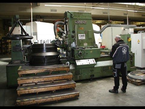 v0400810 Gear Hobbing Machine Lorenz E16/2 mL