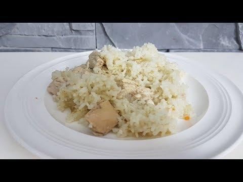 hähnchenfleisch-mit-reis-aus-dem-ofen-|-mittagessen-|-rezept