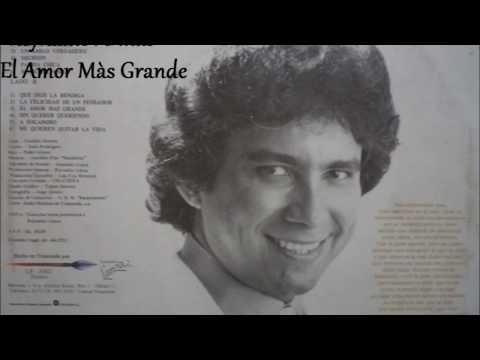El Amor màs grande _ Madre - Reynaldo Armas