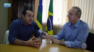 Secretário da Seplag fala sobre crise financeira do Estado - BALANÇO GERAL MANHÃ