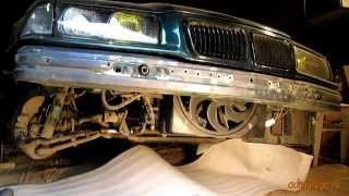 Замена пыльников рулевой рейки BMW e36