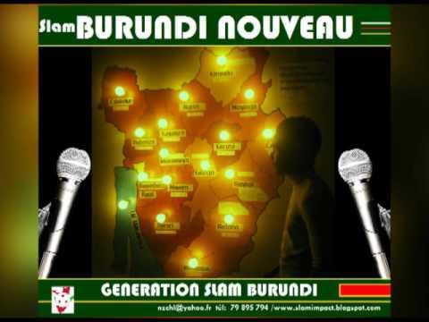 BURUNDI NOUVEAU! (slam-poésie)