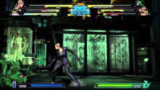 Marvel vs Capcom 3 Jill/Shumagoroth Quick Play HD [Gigaboots