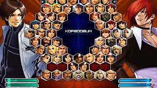 Puro Gameplay: The King of Fighters 2002 Unlimited Match