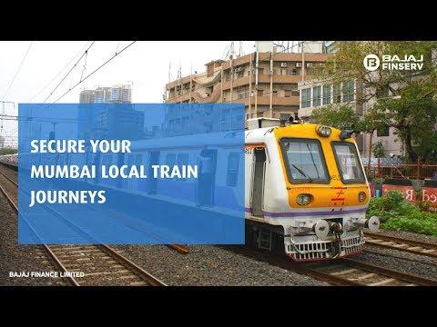 Mumbai Local Train Insurance - Buy Mumbai Local Accident