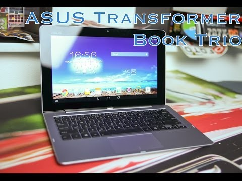 Asus transformer book flip tp300 обзор