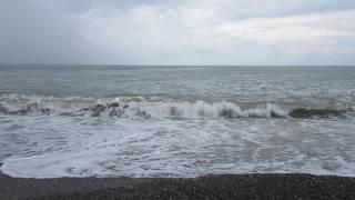 Шторм на черном море. 3 видео.(Шторм., 2016-08-14T17:28:13.000Z)