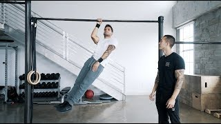How To ONE ARM Pull Up   2018