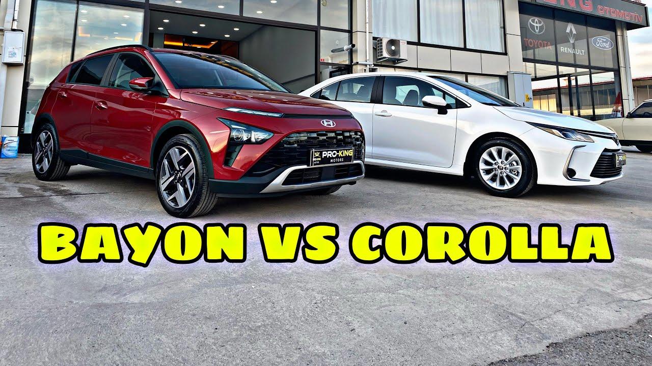 Download Aynı Paraya Hangisi?   Hyundai Bayon Vs Toyota Corolla   B Suv C Sedana Karşı  Otomobil Günlüklerim