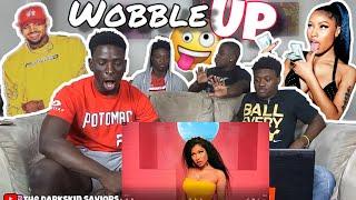 Chris Brown - Wobble Up (Official Video) ft. Nicki Minaj, G-Eazy(Reaction)