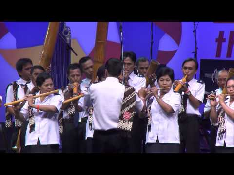 Boundless 2015: Melbourne Staff Band and Indonesia Bamboo Orchestra