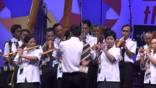 Boundless 2015: Melbourne Staff Band and Indonesia Bamboo Orchestra - Stafaband