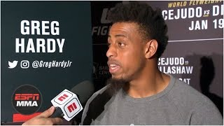 Greg Hardy on getting a second opportunity, 'Prince of War' nickname | ESPN MMA
