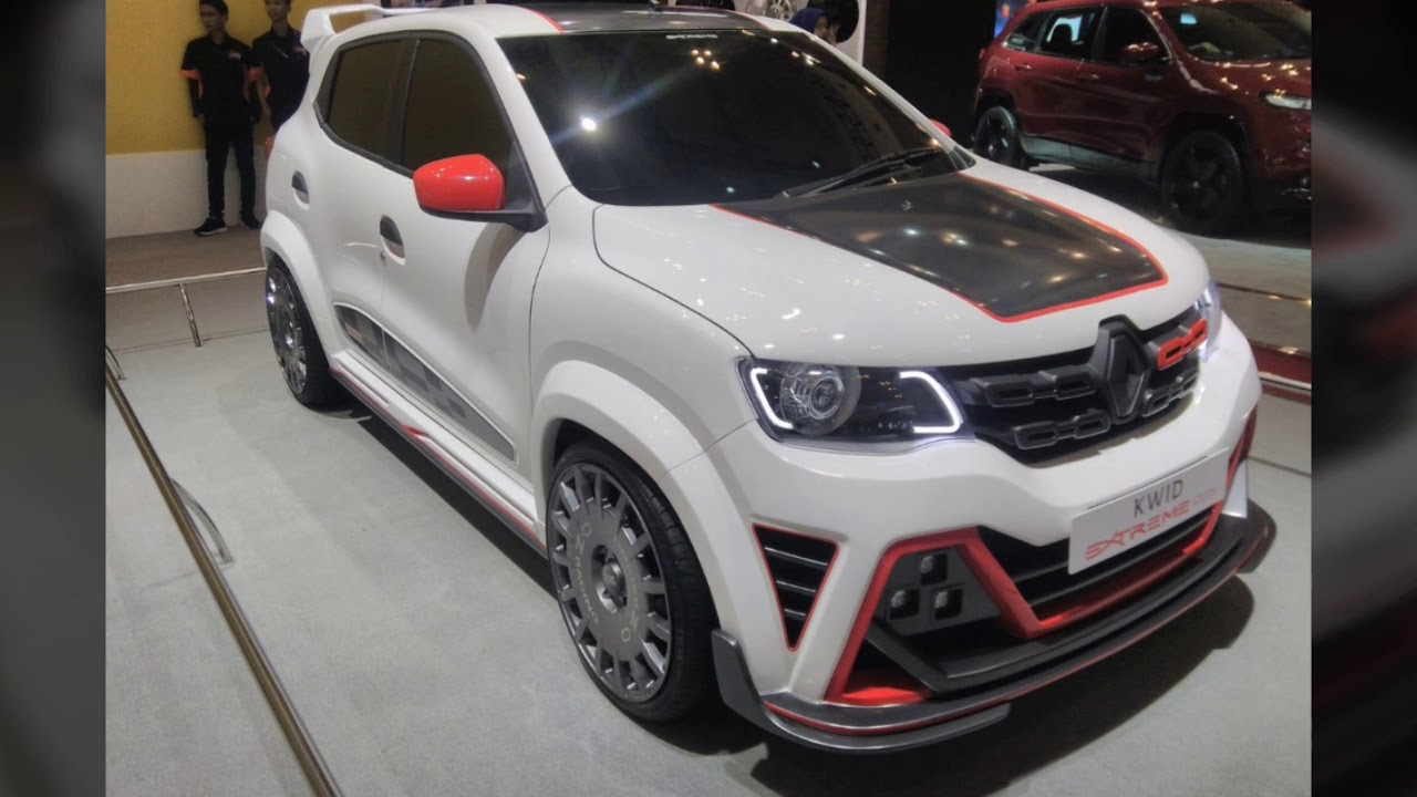Renault Kwid New Modified Model 2018 Launching Youtube