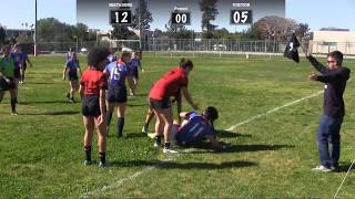 CSUN Women's Rugby vs. U of A