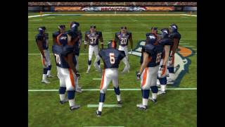 Madden 09 Nintendo DS (DeSmuME) gameplay HD (EA, 2008)