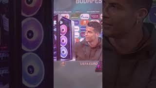 Ronaldo is a true PC Gamer #shorts
