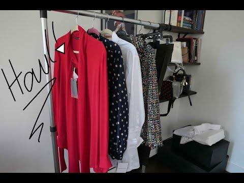 Haul || McQueen, Balenciaga, New Brands, Saks, Nordstrom