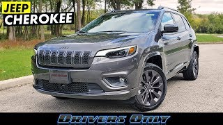 2020 Jeep Cherokee - Discover New Adventures In Style