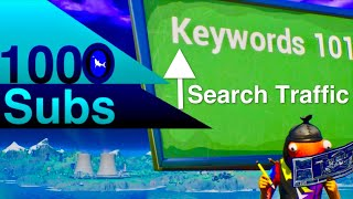 Live Stream SEO 2020 Advice (Over 1000% Search Traffic Increase through SEO)