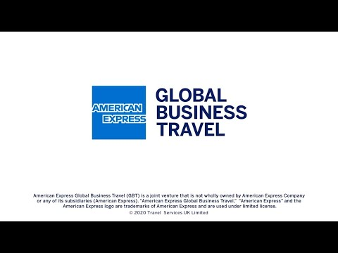 American Express Global Business Travel Demo