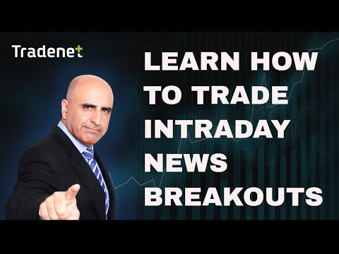 Learn How to Trade Intraday Breakouts