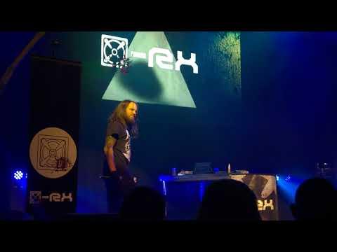 [x]-Rx - Hard Bass Hard Soundz Live @Autumn Moon Festival Hameln 14.10.2017 (HD)