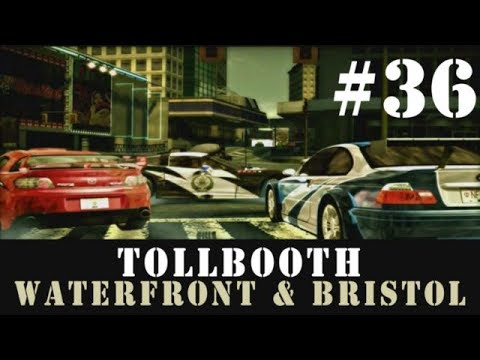 Need For Speed - Most Wanted (2005) (36) Tollbooth - Waterfront & Bristol