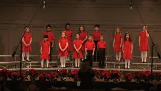 Oh come little children - Christmas Song Funny Cute Choir Song