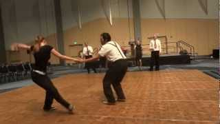 Shorty George Freestyle Lindy Hop Performance