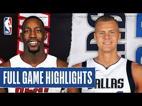 HEAT at MAVERICKS | FULL GAME HIGHLIGHTS | December 14, 2019