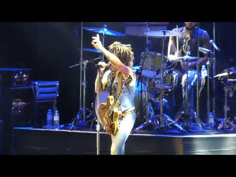Lenny Kravitz -It Ain't Over 'Til It's Over En Lima Peru