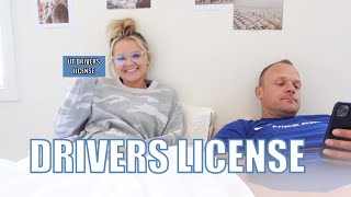 Kesley Has Her Drivers License | The LeRoys