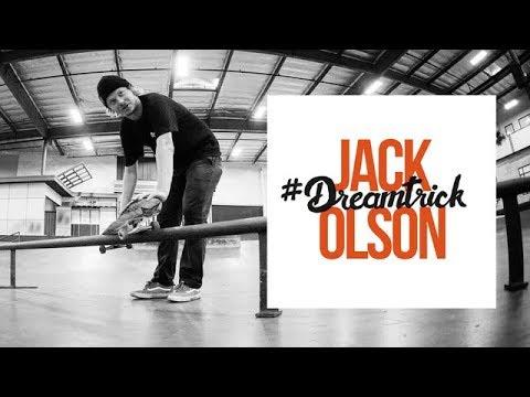 Jack Olson's #DreamTrick