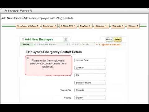 how to add new employer on centrelink