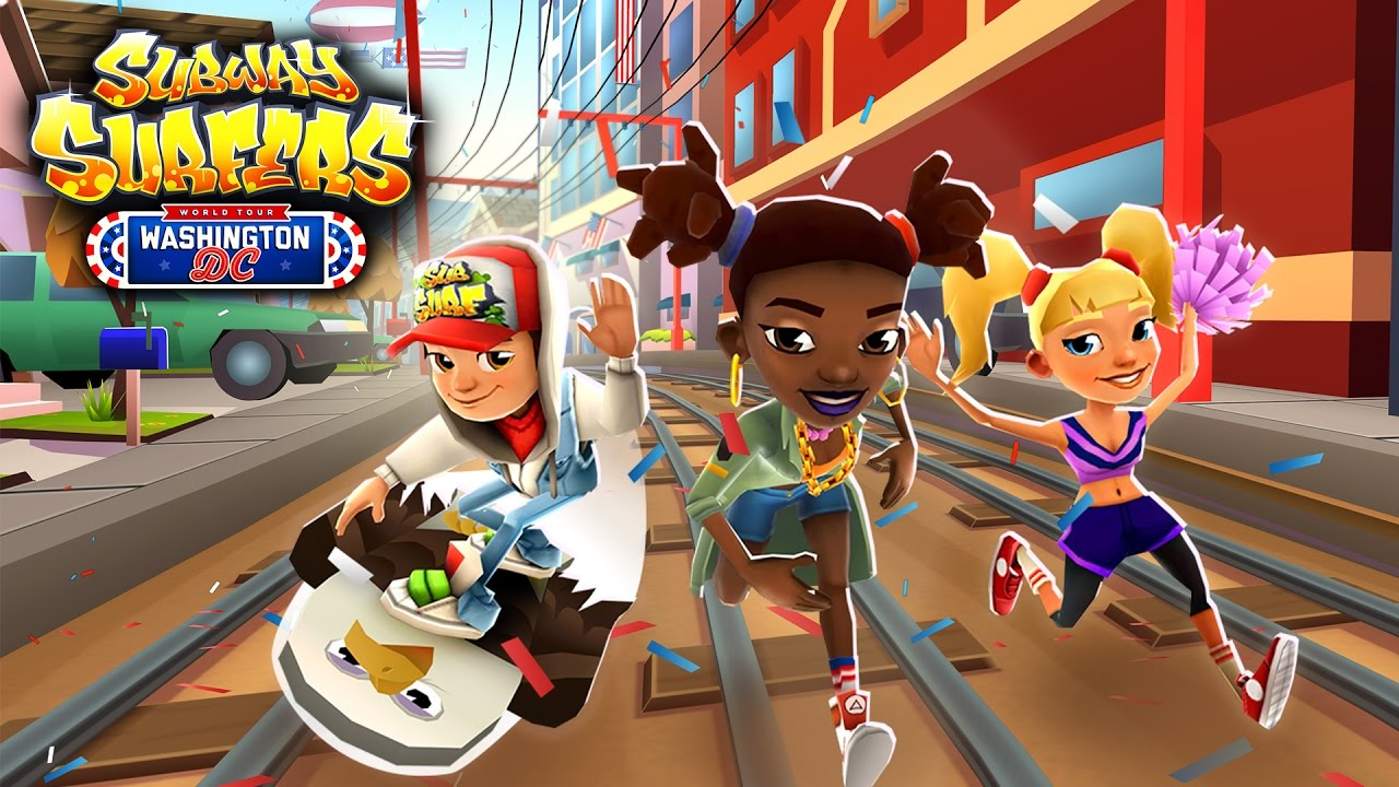 SUBWAY SURFERS 01NET TÉLÉCHARGER PC