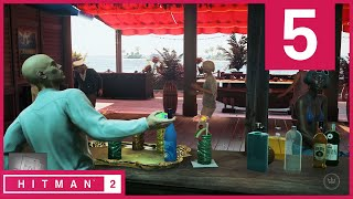 Barista 47 Hitman 2 Haven Island 5