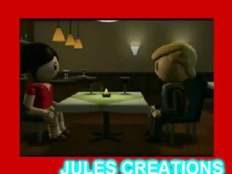 Brooke and Lucas talk about Mark Schwann(deleted scene lol)