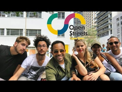 Open Streets Cape Town 2017 - Vloggers meet up