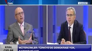 Erol Mütercimler, Türkiye'de Demokrasi Yok Kakokrasi Var