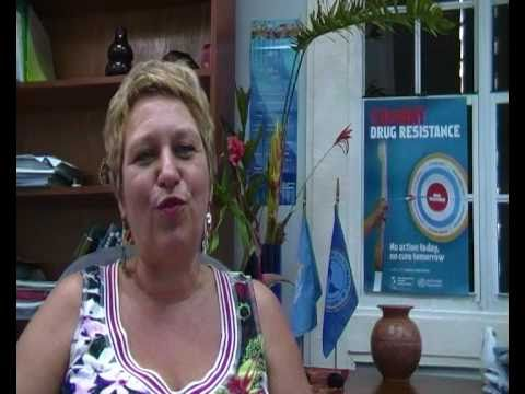 World Health Day 2011 Message by Dr. Gerry Eijkemans, PWR in Suriname